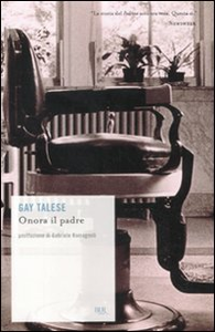 Libro Onora il padre Gay Talese