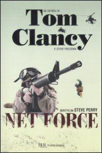Libro Net Force Tom Clancy , Steve Perry , Steve Pieczeink
