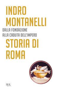 Libro Storia di Roma Indro Montanelli