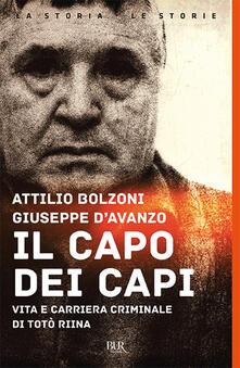 Ascotcamogli.it Il capo dei capi. Vita e carriera criminale di Totò Riina Image