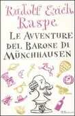 Libro Le avventure del barone di Münchhausen Rudolf Raspe