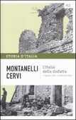 Libro Storia d'Italia. Vol. 14: L'Italia della disfatta (10 giugno 1940-8 settembre 1943). Mario Cervi Indro Montanelli