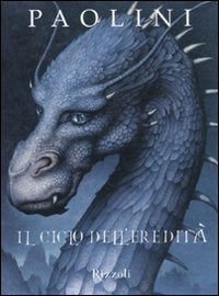 Il ciclo dell'eredità: Eragon-Eldest-Brisingr-Inheritance - Paolini Christopher - wuz.it