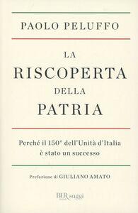 Libro La riscoperta della patria Paolo Peluffo