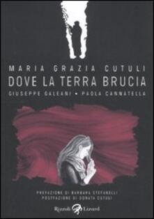 Capturtokyoedition.it Maria Grazia Cutuli. Dove la terra brucia Image