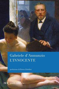 Libro L' Innocente Gabriele D'Annunzio
