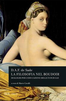 Antondemarirreguera.es La filosofia nel boudoir Image