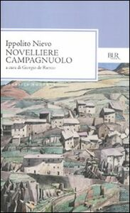 Libro Novelliere campagnuolo Ippolito Nievo
