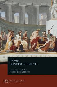 Libro Contro Leocrate. Testo greco a fronte Licurgo