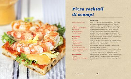 Libro Il gioco della pizza. Le magnifiche ricette del re della pizza Gabriele Bonci , Elisia Menduni 4