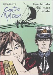 Camfeed.it Corto Maltese. Una ballata del mare salato Image