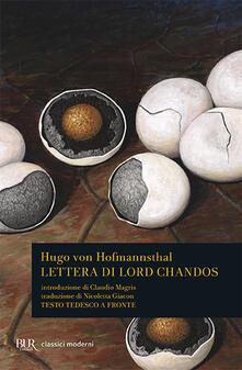 Mercatinidinataletorino.it Lettera di Lord Chandos Image