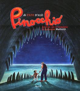 Libro Pinocchio Enzo D'Alò , Lorenzo Mattotti