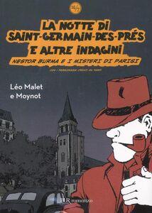Libro La notte di Saint-Germain-des-Prés e altre indagini. Nestor Burma e i misteri di Parigi Léo Malet , Emmanuel Moynot