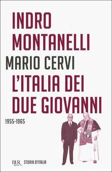 Daddyswing.es Storia d'Italia. Vol. 18: Italia dei due Giovanni (1955-1965), L'. Image