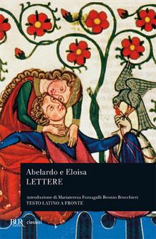 Criticalwinenotav.it Lettere di Abelardo e Eloisa. Testo latino a fronte Image
