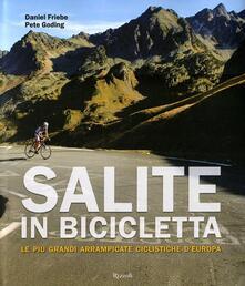 Promoartpalermo.it Salite in bicicletta. Le più grandi arrampicate ciclistiche d'Europa Image