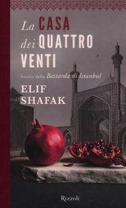 Libro La casa dei quattro venti Elif Shafak