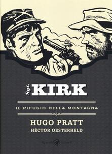 Grandtoureventi.it Il rifugio della montagna. Sgt. Kirk. Vol. 4 Image