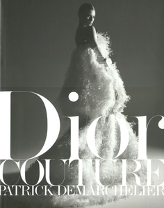Libro Dior Couture Patrick Demarchelier