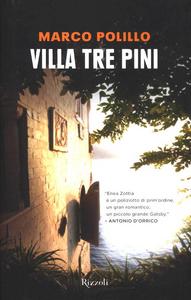 Libro Villa Tre Pini Marco Polillo