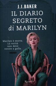 Libro Il diario segreto di Marilyn J. I. Baker