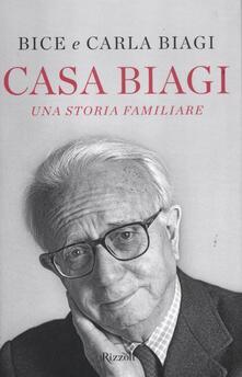 Criticalwinenotav.it Casa Biagi. Una storia familiare Image