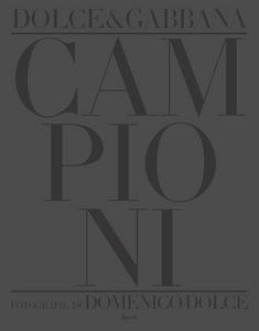 Libro Campioni Domenico Dolce