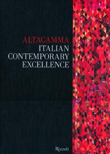 Altagamma. Italian contemporary excellence. Ediz. italiana - 3