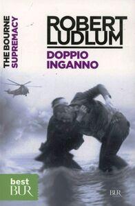 Libro Doppio inganno Robert Ludlum