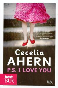 Libro P.S. I love you Cecelia Ahern