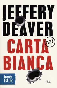 Libro Carta bianca Jeffery Deaver