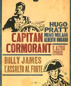 Capitan Cormorant e altre storie. Billy James. L'assalto al forte