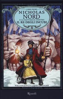 Birrafraitrulli.it Nicholas Nord e la battaglia contro il re degli incubi. I Guardiani. Vol. 1 Image