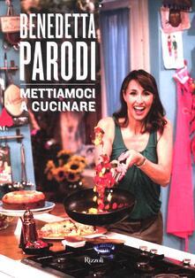 Secchiarapita.it Mettiamoci a cucinare. Ediz. illustrata Image