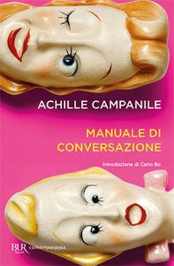 Libro Manuale di conversazione Achille Campanile
