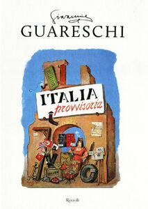 Libro Italia provvisoria Giovanni Guareschi