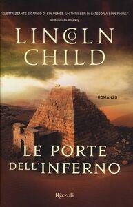 Libro Le porte dell'inferno Lincoln Child