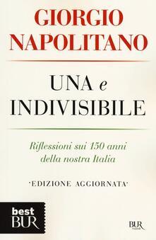 Voluntariadobaleares2014.es Una e indivisibile. Riflessioni sui 150 anni della nostra Italia Image