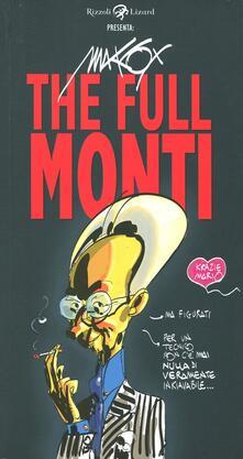 The Full Monti - Makkox - copertina