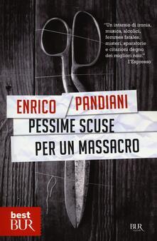 Premioquesti.it Pessime scuse per un massacro. Un romanzo de «Les italiens» Image