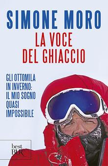 Nicocaradonna.it La voce del ghiaccio. Gli ottomila in inverno: il mio sogno quasi impossibile Image