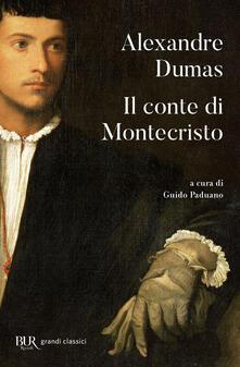 Il conte di Montecristo - Alexandre Dumas - copertina