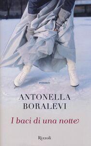 Libro I baci di una notte Antonella Boralevi