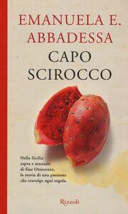 Libro Capo Scirocco Emanuela E. Abbadessa