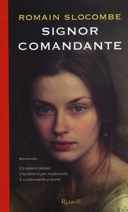 Libro Signor comandante Romain Slocombe