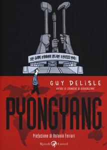 Libro Pyongyang Guy Delisle