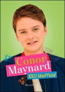 Libro Conor Maynard
