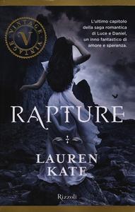 Libro Rapture Lauren Kate