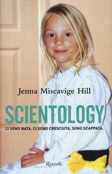 Warholgenova.it Scientology. Ci sono nata. Ci sono cresciuta. Sono scappata Image